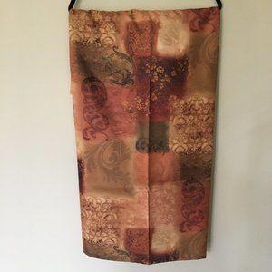 Autumnal Shower Curtain - NWOT